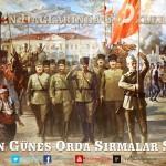 9 Eylül İzmir'in Kurtuluşu Tasarımı