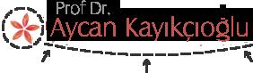 Prof. Dr. Aycan Kayıkçıoğlu Logo